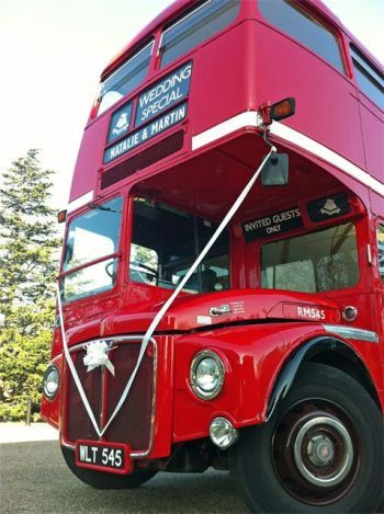 routemaster bus france
