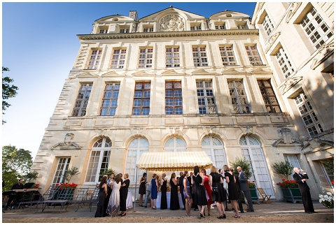 loire valley castle wedding
