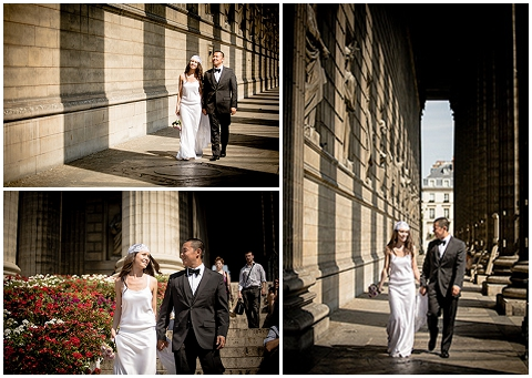 paris wedding