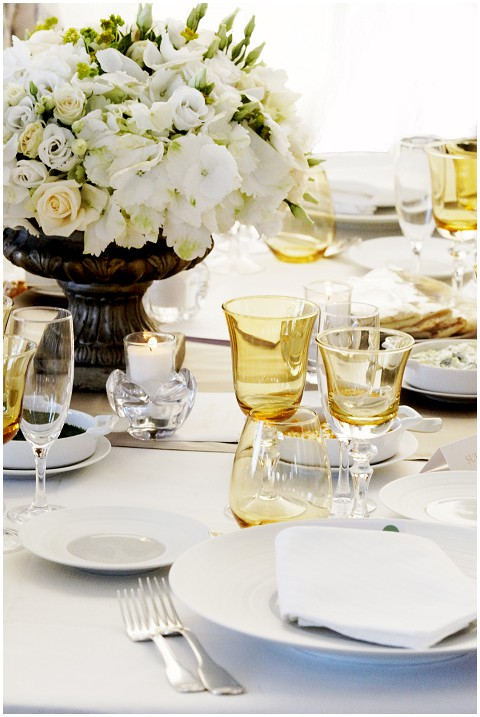 chic wedding decorations