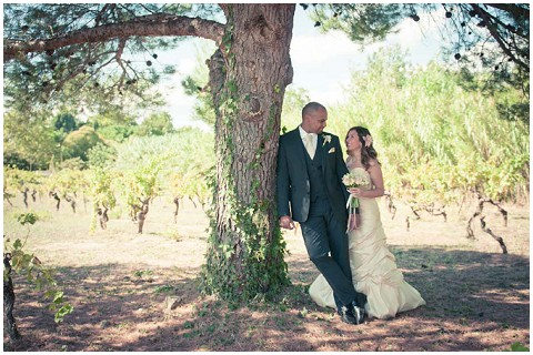 south france wedding