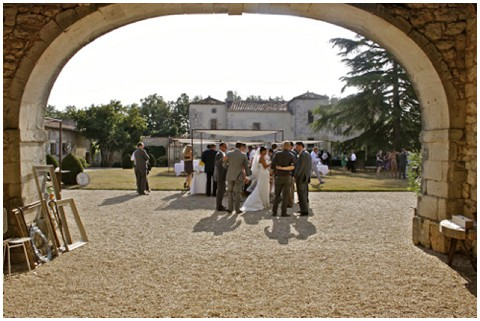 wedding in south of france
