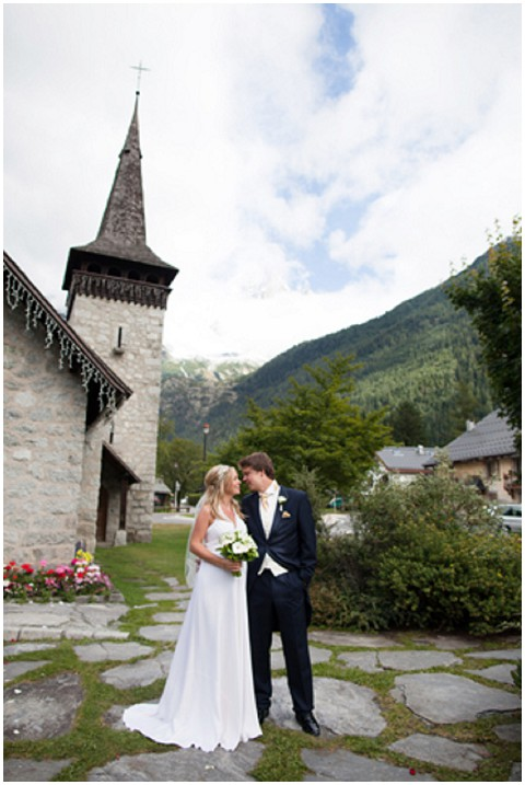 wedding planners in chamonix