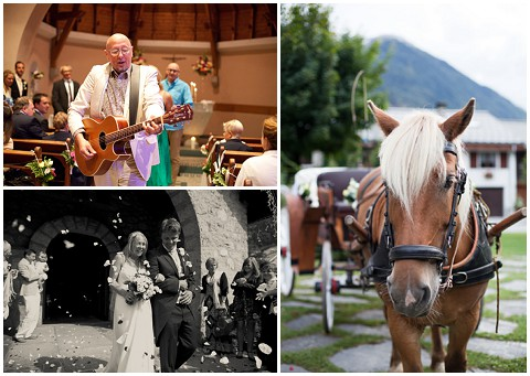 weddings in chamonix