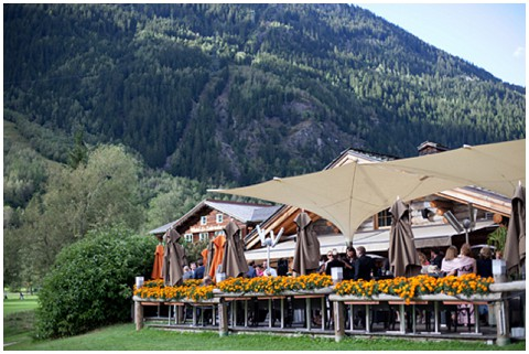 wedding venues in chamonix
