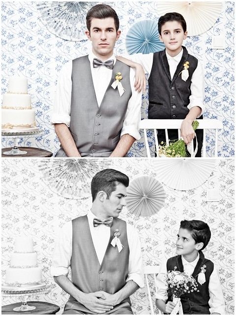 Events with love vintage groom