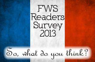 FWS Survey - win a vintage headdress