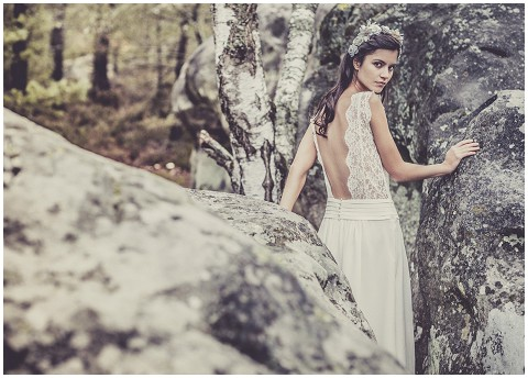 Laure de sagazan wedding collection 2013 for French couture houses