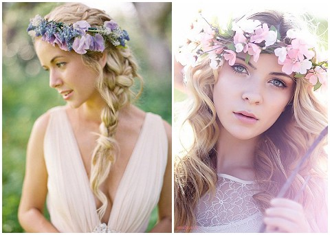 I m in love with a Flower Headdress for Brides 9c4b111d374