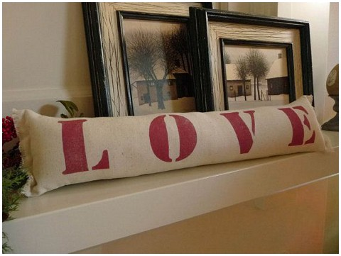 valentines gifts love pillow