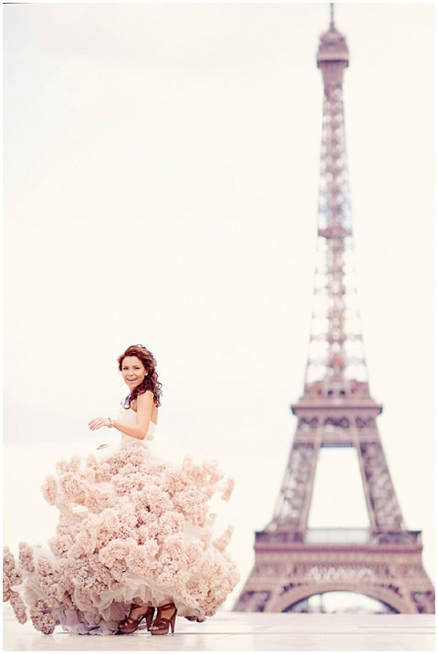 bridal paris