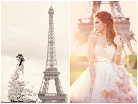 EmmPhotography parisian bride