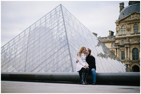 Proposal Paris louvre