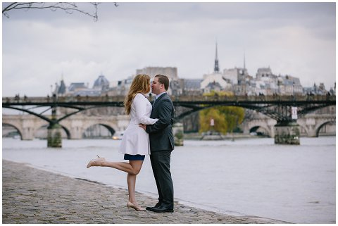 Proposal Paris river seine