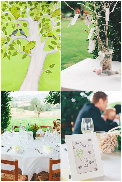 diy wedding italy
