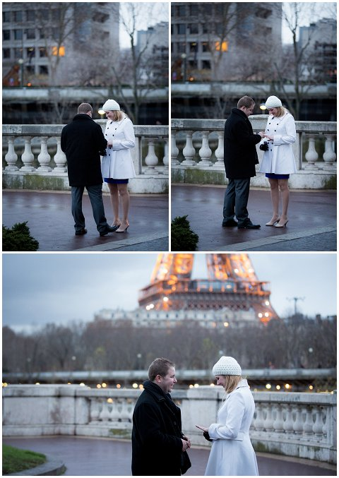 ideas to propose in paris