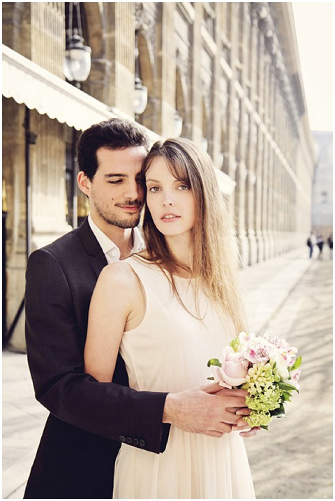 newlywed paris