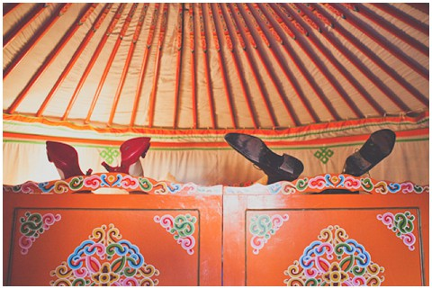 yurt weddings