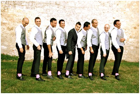 french groom style