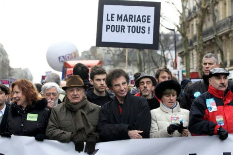 gay marriage for all