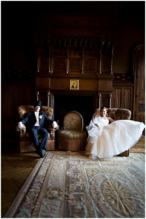 lord and lady manor wedding