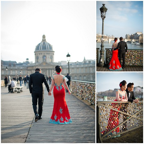 pictoursparis pont des arts