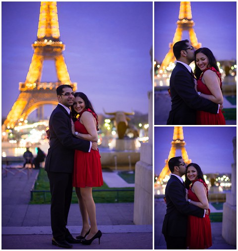 Surprise Trip To Paris With An Eiffel Tower Proposal