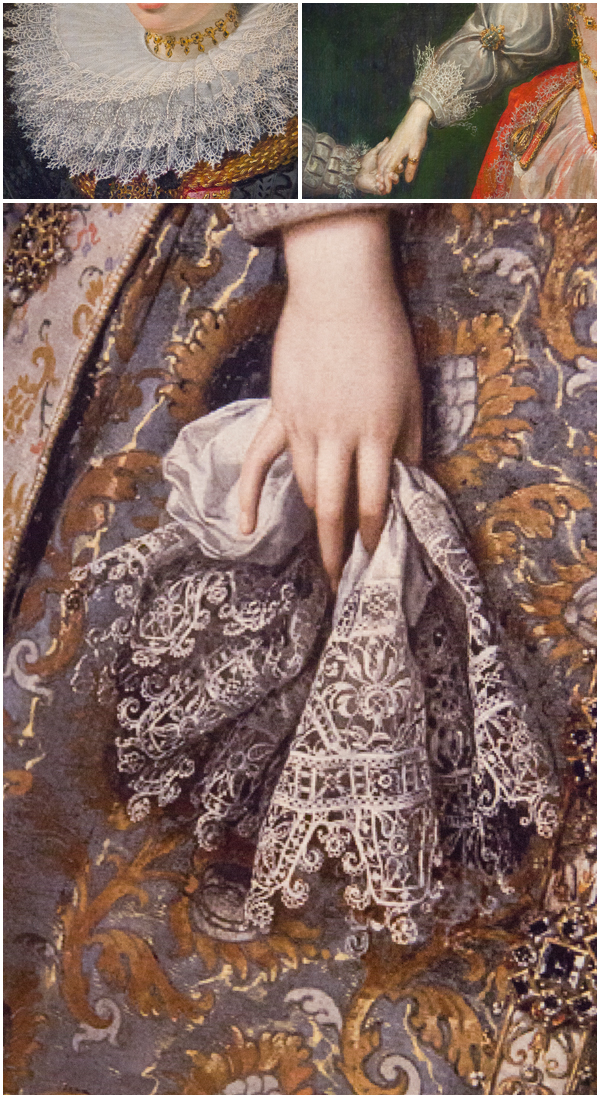Cite Dentelle_Paintings