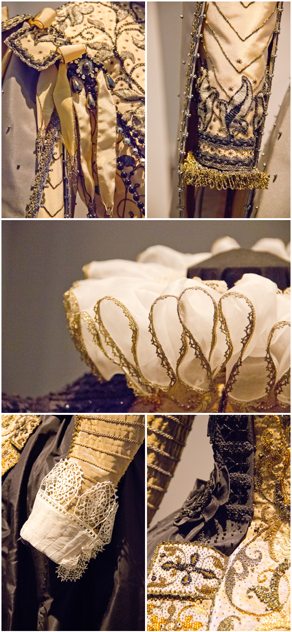 Cite Dentelle_Olliver Henry 16e & 17e century inspired dress details