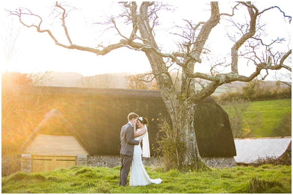 Great Barn Devon Wedding