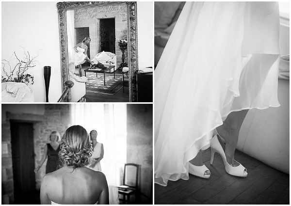 loire valley bridal preparations