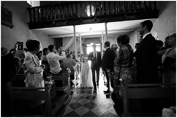 loire valley church wedding