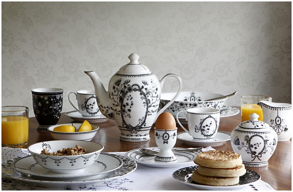 miss blackbirdy crockery