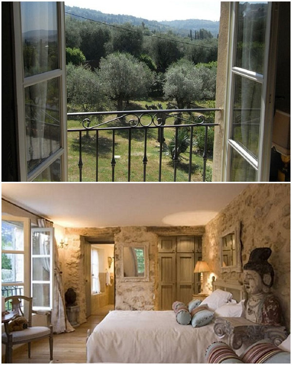 Behind the doors of beautiful wedding venues in south of for Boutique hotel grasse