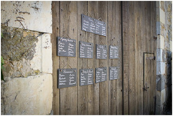 rustic door table plan