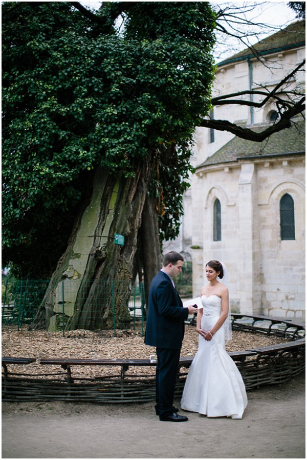wedding oldest tree paris
