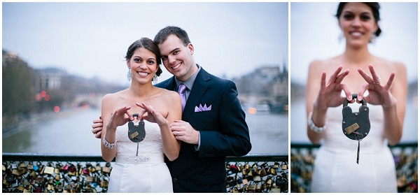 wedding padlocks