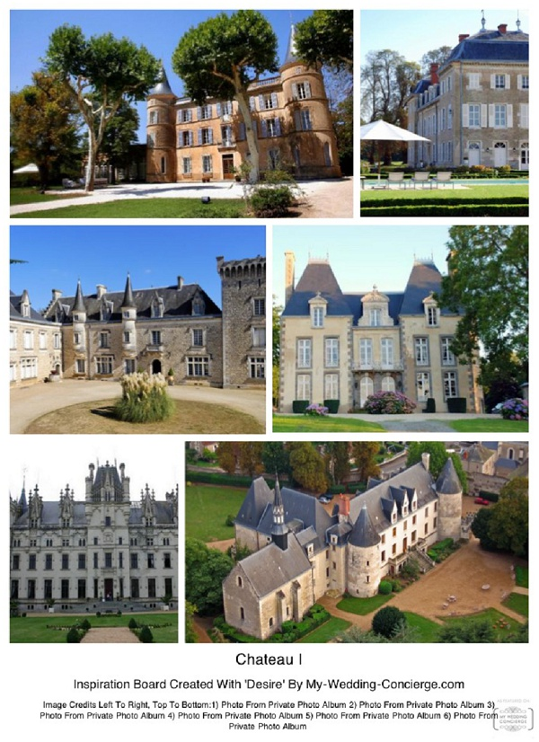wedding venue search france
