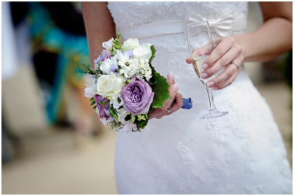 charente wedding flowers