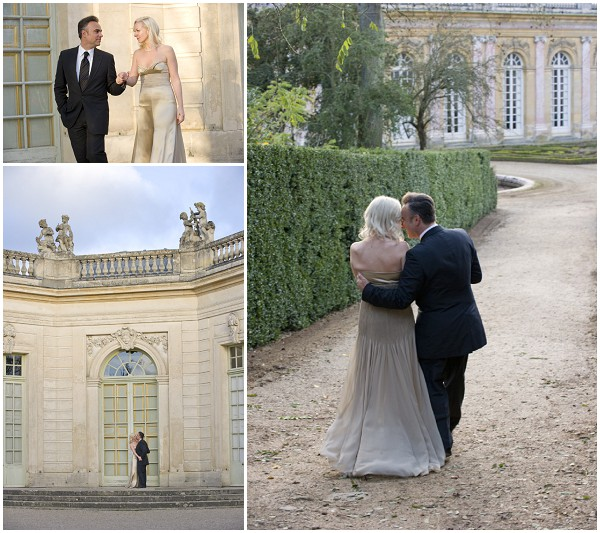 palace of versailles wedding