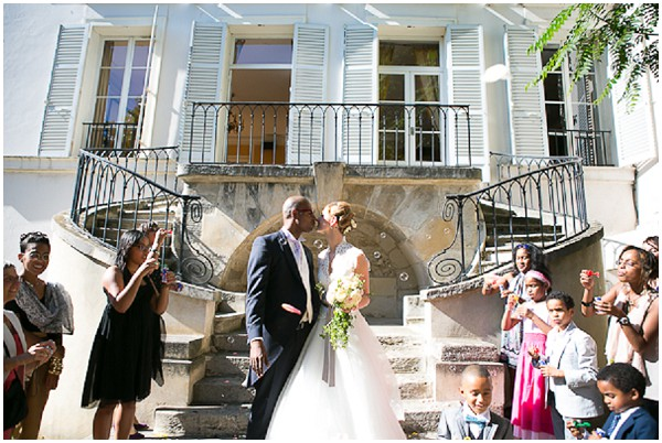 tale of two wedding celebrations paris