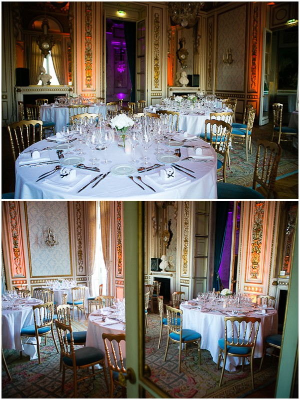 wedding breakfast paris