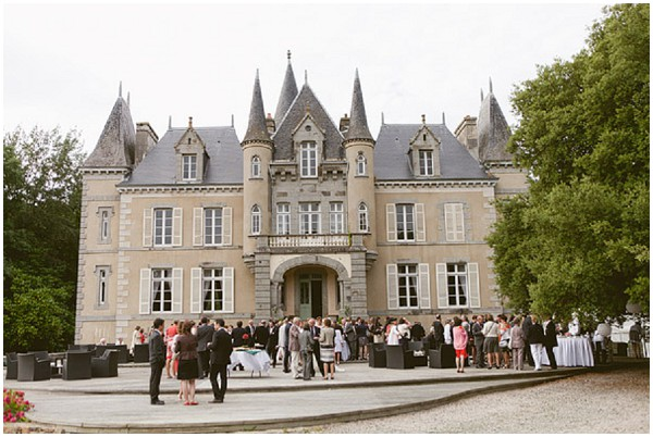Chateau des Marais wedding venue in Brittany