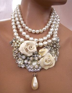chanel style necklace
