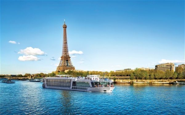 cruise river  seine