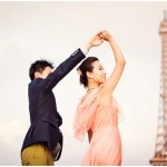 dancing eiffel tower