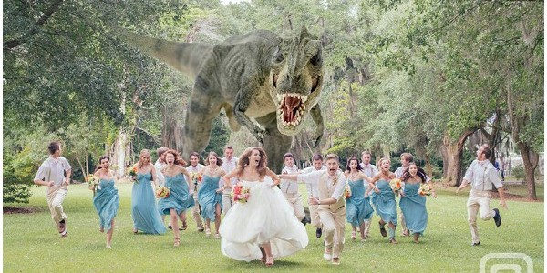 unexpected wedding problem