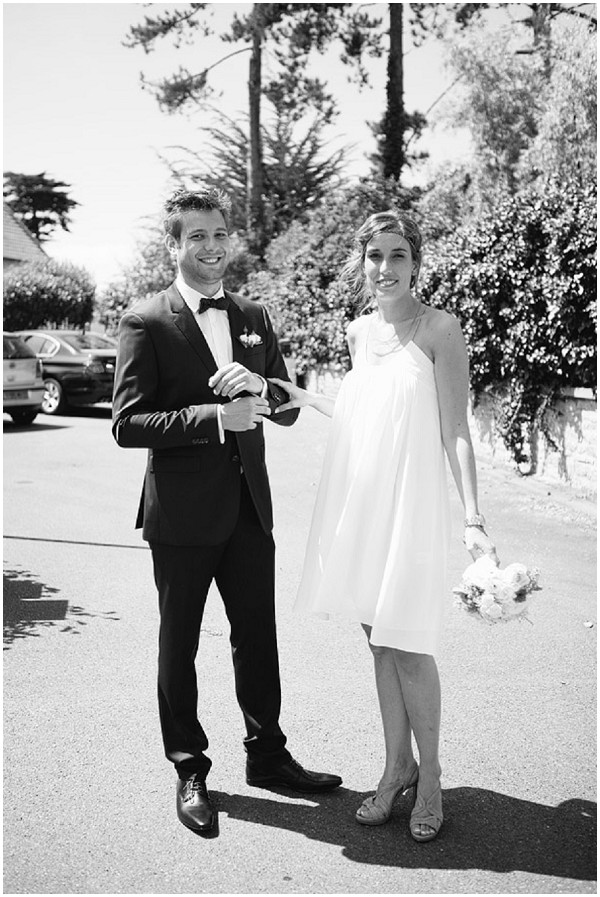 french couple brittany wedding