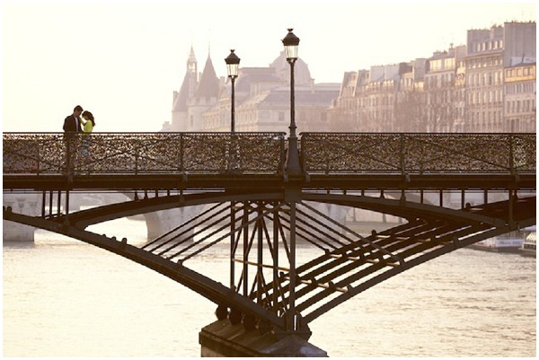 photography paris bridge