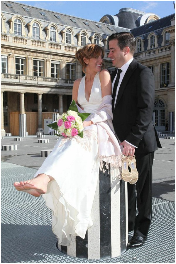royal palace wedding paris